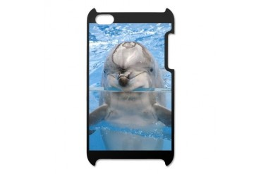Helaine's Dolphin iPod Touch 4 Case