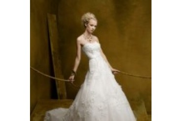 Coco Anais Wedding Dresses - Style AN137