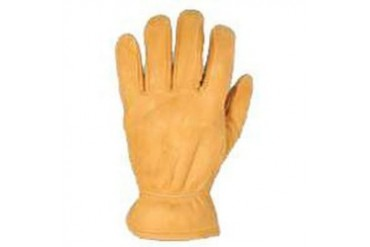 Custom Leathercraft 2063M Top Grain Deerskin Drivers Gloves, Medium