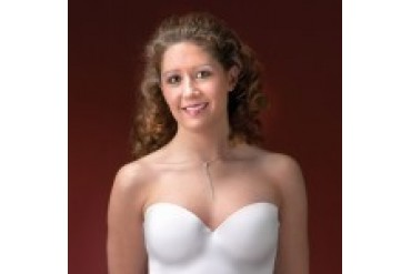 "Empire Intimates ""In Stock"" White Bra 2500"
