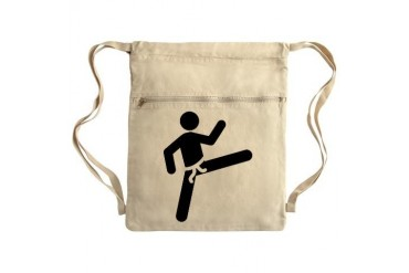 Taekwondo Sack Pack Sports Cinch Sack by CafePress