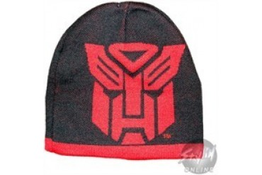 Transformers Autobot Red Youth Beanie