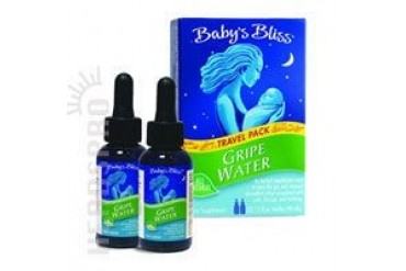 Baby's Bliss Gripe WaterTravel Pack 2/1.5 OZ