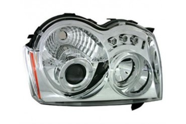 In Pro Carwear Projector Head Lamps CWS-5005C2 Headlight Replacement