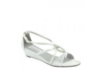 Dyeables Shoes - Style Harper White 29113