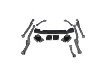 Rubicon Express Extreme-Duty Long Arm Suspension Upgrade Lift Kit RE7360 Complete Suspension Systems and Lift Kits