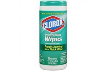 12 Pack Clorox Company 01593 Fresh Scent Clorox Wipes