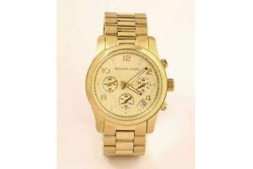 Michael Kors Gold Core Watch Gold