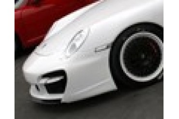 TechArt Front Spoiler Type 2 Porsche 997 Turbo 07-12