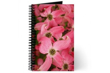 Dogwood Tree Journal by CafePress