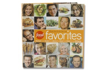 "Food Network's ""Favorites"" Cook Book"