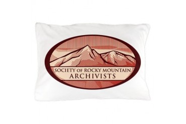 SRMA Logo Pillow Case by CafePress