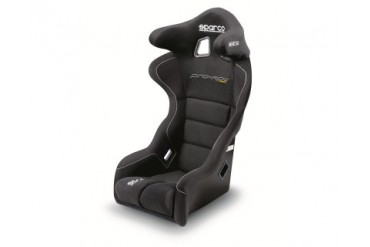 Sparco Black Pro-ADV Competition Racing Seat