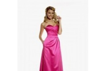 Pretty Maids Quick Delivery Bridesmaid Dresses - Style 22416