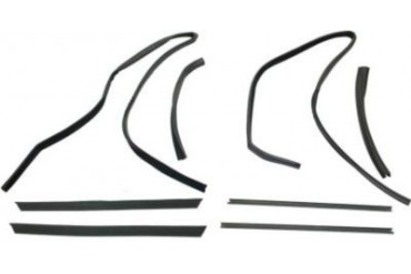 1994-2002 Dodge Ram 3500 Weatherstrip Seal Precision Parts Dodge Weatherstrip Seal WFK 3111 94 94 95 96 97 98 99 00 01 02
