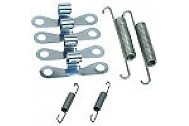1998-2000 Volvo S70 Brake Hardware Kit Beck Arnley Volvo Brake Hardware Kit 084-1699