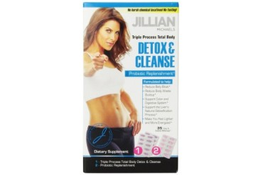 Thin Care Jillian Michaels Detox amp Cleanse MetaCaps Probiotic Weight Loss