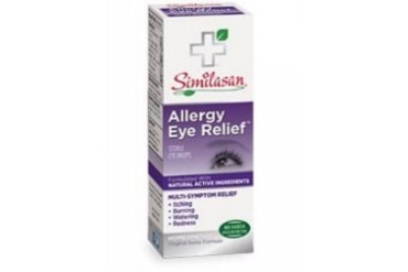 Similasan Allery Eye Relief Homeopathic Sterile Eye Drops