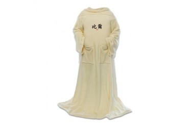 Chinese Name - Bill Kanji Blanket Wrap by CafePress
