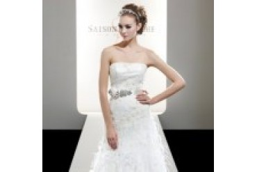 Saison Blanche Couture Wedding Dresses - Style 4200