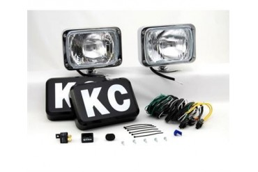 "KC HiLites 6""x9"" Driving Light Kit 242 Offroad Racing, Fog & Driving Lights"