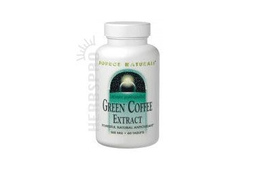 Green Coffee Extract 30 Tabs