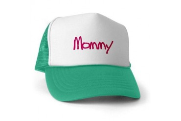 Mommy God Trucker Hat by CafePress