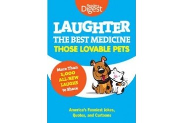 Laughter the Best Medicine Lovable Pets Book