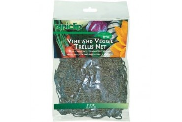 12 Pack Luster Leaf Vine And Veggie Trellis Netting