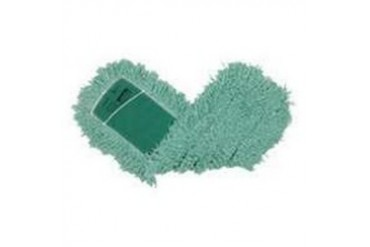 Rubbermaid J55300Gr00 Blend Dust Mop Head, 24 X 5 , Green