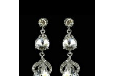 Jim Ball Earrings - Style CE691-CS