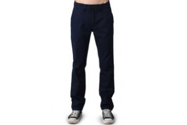 Travis Jeans & Co Travis Jeans Co Slim fit Chino Pants II Navy Blue