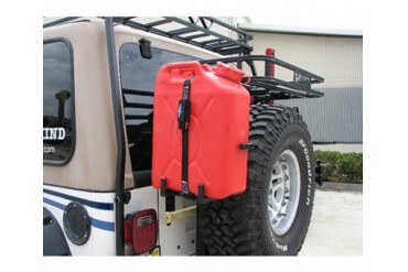 Garvin Industries Trail Rack System  34930 Exterior Cargo Tray