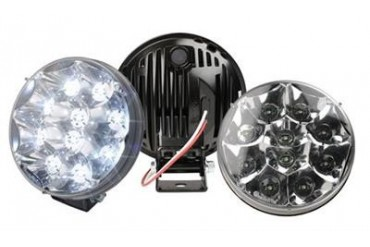 Truck-Lite 7 Inch LED Spot Lamp 81701 Offroad Racing, Fog & Driving Lights