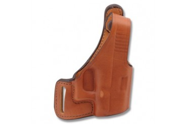 Bianchi Model 75 Venom Belt Slide Holster - Glock 17/19/22/23/26/27/34/35 - Tan - Right Hand
