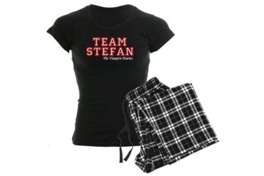 Team Stefan Women's Dark Pajamas