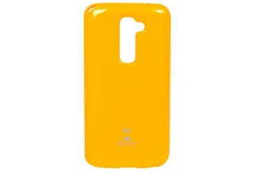 Jelly Case LG2 [Yellow]