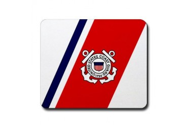U. S. Coast Guard Mousepad