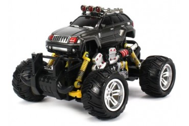 Jeep Grand Cherokee RC Off-Road Monster Truck 1 18 Scale