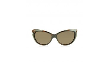Bandos 731S 52F Dark Havana Brown Leopard Women's Sunglasse
