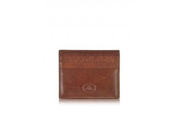 Story Uomo Leather Credit Card Holder