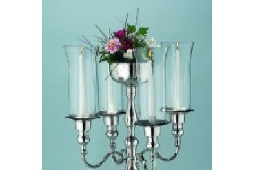 Elegance By Carbonneau Candlebra - Style Candleabra90443