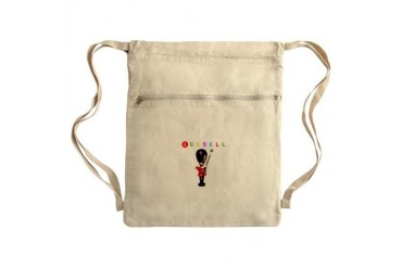 Russell Sack Pack Marching band Cinch Sack by CafePress