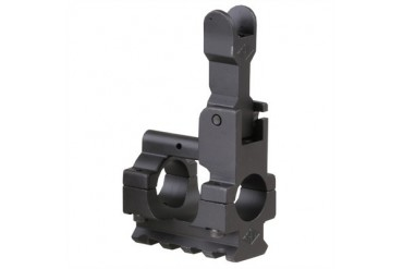 Ar-15/M16 Clamp-On Front Sight Gas Block - Yhm-9835a Front Sight Gas Block W/Rail