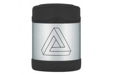 Impossible Triangle Thermos Food Jar Cool Thermosreg; Food Jar by CafePress
