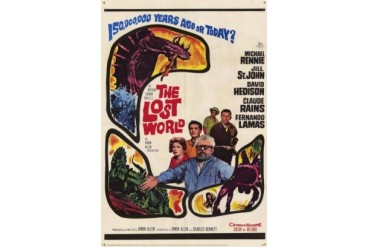 The Lost World Movie Poster (27 x 40)
