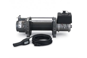Warn Series 9 Hydraulic Industrial Clockwise Winch  30282 8,000 to 10,500 lbs. Hydraulic Winches