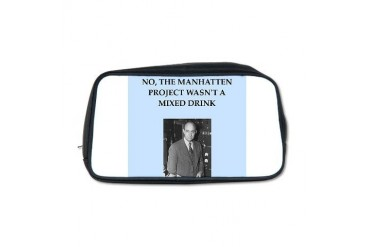 40.png Funny Toiletry Bag by CafePress