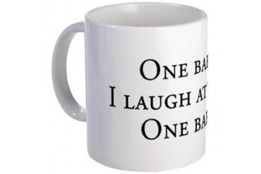 Twins Mom - I laugh at your one baby! Mug