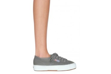 Classic Sneaker in Grey Sage - designed by Superga